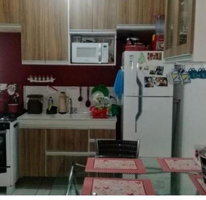 Apartamento com 2 dormitórios à venda, 44 m² por R$ 206.700,00 - Parque Yolanda (Nova Veneza) - Sumaré/SP
