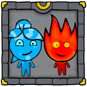 Fire boy and Water girl : Ice Temple For PC (Windows & MAC)