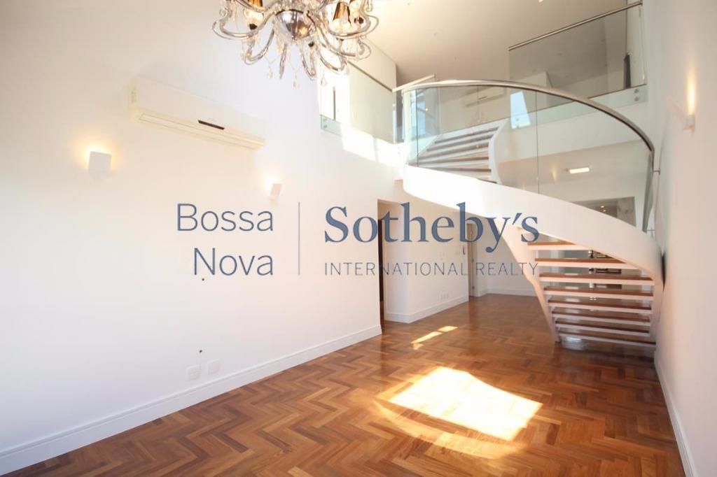 Cobertura residencial à venda, Moema, São Paulo - CO1751.