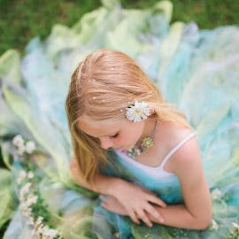 Flower Girl 2 by Sandra Nichols - Wedding Other