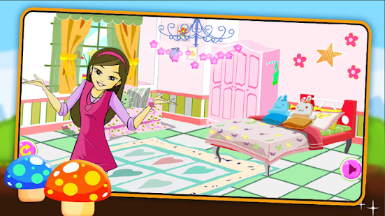 Game Girl Home Decoration Games ❤️ APK for Windows Phone