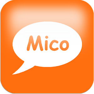 Messenger chat and Mico talk