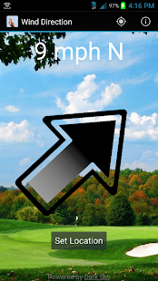 Wind Direction screenshot for Android