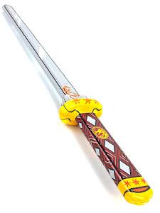 """Игровой набор """"Играем с папой"""", меч L, кармин"""