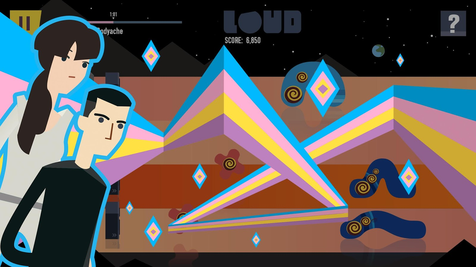 LOUD on Planet X Screenshot 4