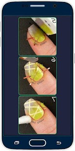 How to Do New Nail Designs - screenshot