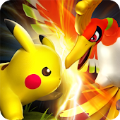 Game Pokémon Duel version 2015 APK