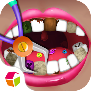 Super Girl's Sugary Dentist