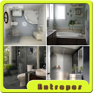Small bathroom design ideas android apps on google play for Bathroom design simulator