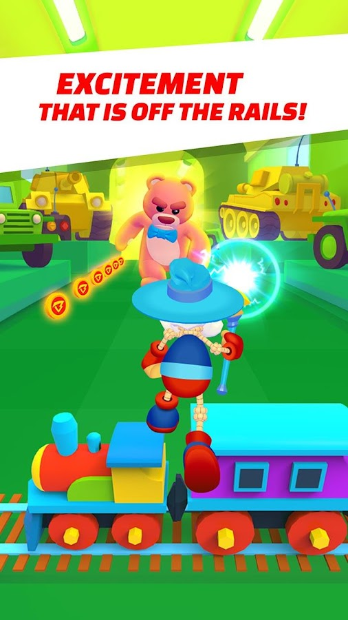 Buddyman Run Screenshot 4