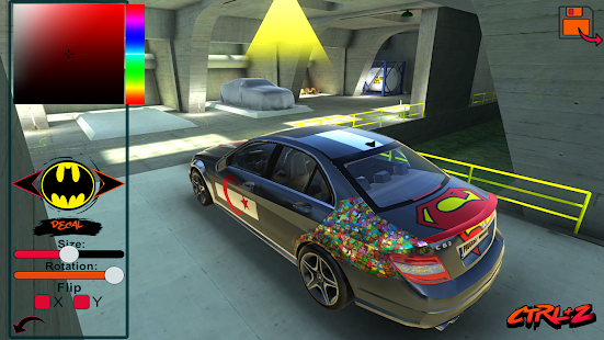 Game C63 AMG Drift Simulator APK for Kindle