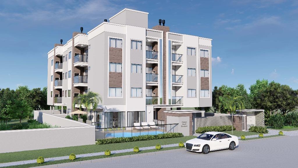 Apartamento residencial à venda, Palmas do Arvoredo,2 dormitórios sendo uma suíte