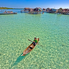 Omadal Island by Yaman Ibrahim - Landscapes Travel