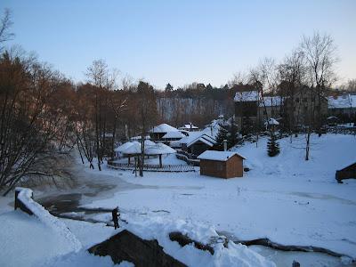 Зима в Бельмонтасе