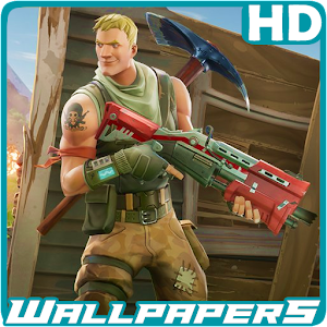 Fortpapers - Battle Royale Wallpapers
