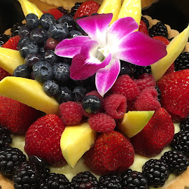 Tart by Lope Piamonte Jr - Food & Drink Candy & Dessert