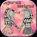 App Imagenes de Amigas con Frases APK for Windows Phone