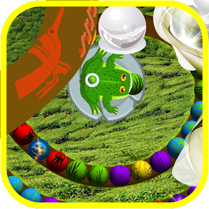 Download Marble Frog Princess for Windows Phone