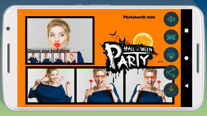 Photobooth mini FULL Screenshot 5