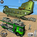 US Army Transporter: Truck Simulator Driving Games Icon