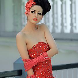 _Nadia09_ by Syaf Shaff - People Portraits of Women