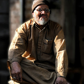 by Abdul Rehman - People Portraits of Men (  )