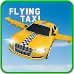 Flying Car Sim: Taxi Pilot 3D 1.2 Apk