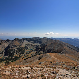 The magic of Rila Mountain by Sergey Sokolov - Landscapes Mountains & Hills ( rila, alp, alpine )