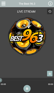 KTDR The Best 96.3 - screenshot