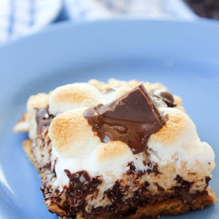 Smore Rice Krispies
