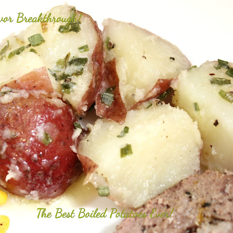 The Best Boiled Potatoes Ever!