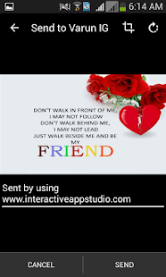Friendship eCards & Greeting - screenshot