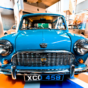 Mini mini by Rob Colclough - Transportation Automobiles