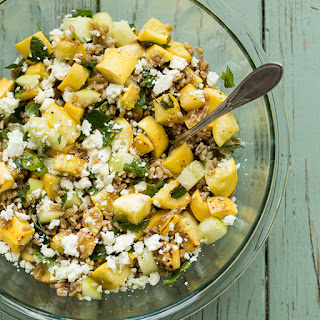 Yellow Squash Salad Recipes