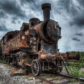 by Bojan Bilas - Transportation Trains