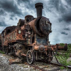 by Bojan Bilas - Transportation Trains (  )