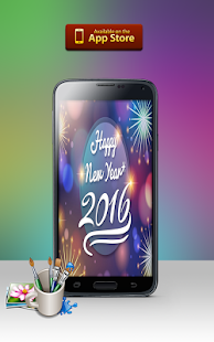 New Year 2016 Wallpapers - screenshot