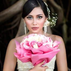 by Edo Slamet - Wedding Bride