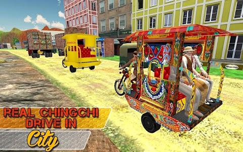 Tuk Tuk City Chingchi Rickshaw APK