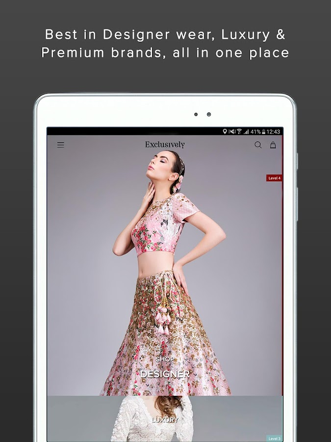 Exclusively Fashion Shopping Screenshot 5