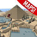 Maps Minecraft PE - Adventure APK for Bluestacks