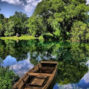by Ljiljana Cviljak - Landscapes Waterscapes