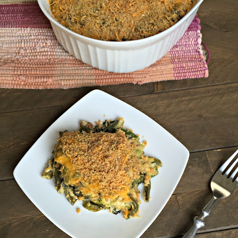 Cheesy Vegetable Casserole