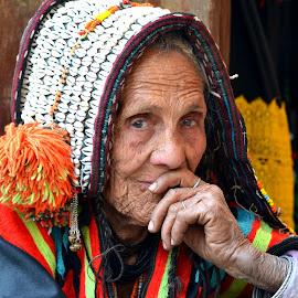 Kalash Colors by Asma Rehman - People Portraits of Women