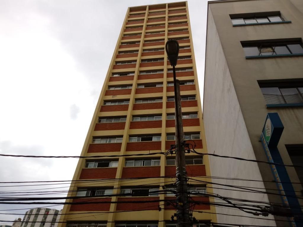 Kitnet à venda, 35 m² por R$ 120.000,00 - Centro - Campinas/SP