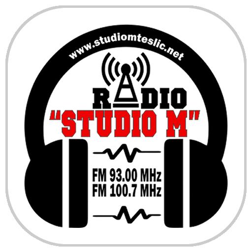 """Android aplikacija Radio """"STUDIO M"""" Teslić na Android Srbija"""