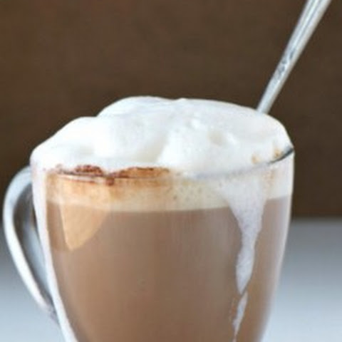 Tea-Infused Hot Chocolate