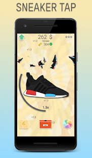 Sneaker Tap - Game about Sneakers for pc