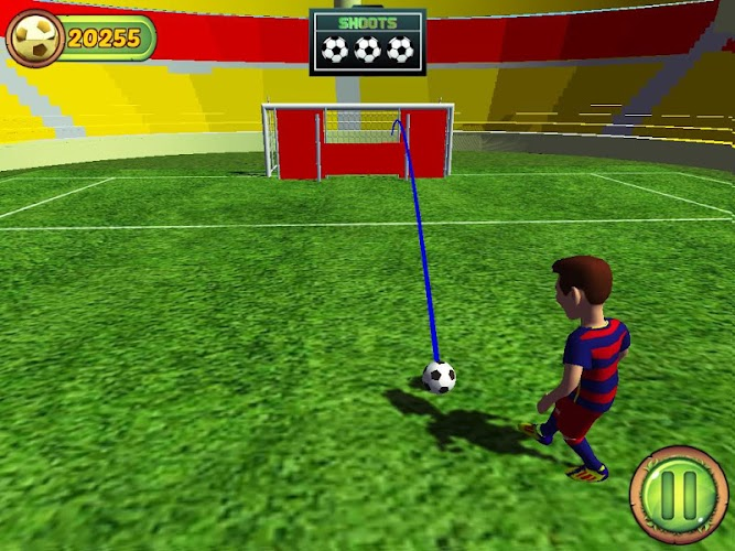 Soccer Buddy Android App Screenshot