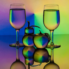 by Lisa Hendrix - Artistic Objects Glass